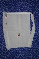apron 7, little girl's apron